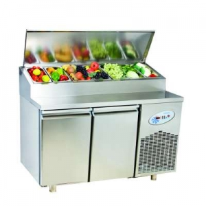 MPN2 Double Door Refrigerated Make Up Counter