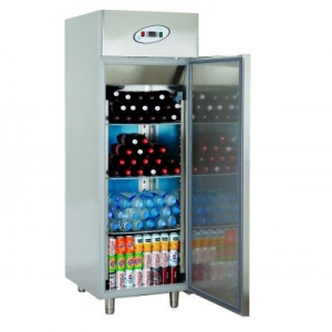 VN7 Single Door Upright Refrigerator