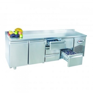 BGN4 Four Door Refrigerated Counter