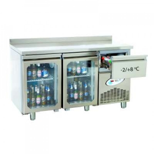 CGN2-G Double Door Refrigerated Display Counter